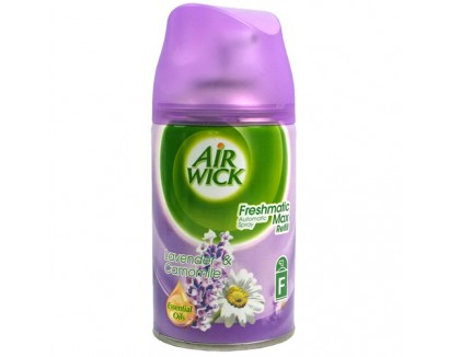 AIRWICK ODORIZANT CAMERA REZERVA 250ML LEVANTICA