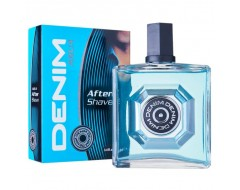 DENIM AFTER SHAVE 100ML AQUA