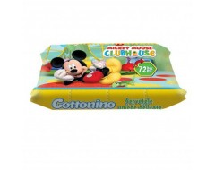 COTTONINO SERVETELE UMEDE 72BUC MICKEY MOUSE