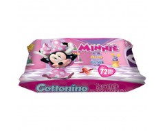 COTTONINO SERVETELE UMEDE 72BUC MINNIE
