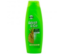 WASH&GO SAMPON 400ML YEAST EXTRACT