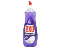 EXO DETERGENT VASE GEL 450ML PURPLE