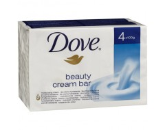 DOVE SAPUN 4X100G CREAM BAR