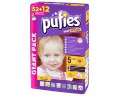 PUFIES SCUTEC BABY ART GIANT PACK NR. 5 64 BUC 11-20KG