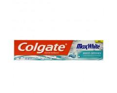 COLGATE PASTA DINTI 125ML MAX WHITE CRYSTALS WHITE