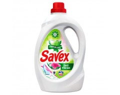 SAVEX DETERGENT LICHID 3.9 L 2 IN 1 60 SPALARI